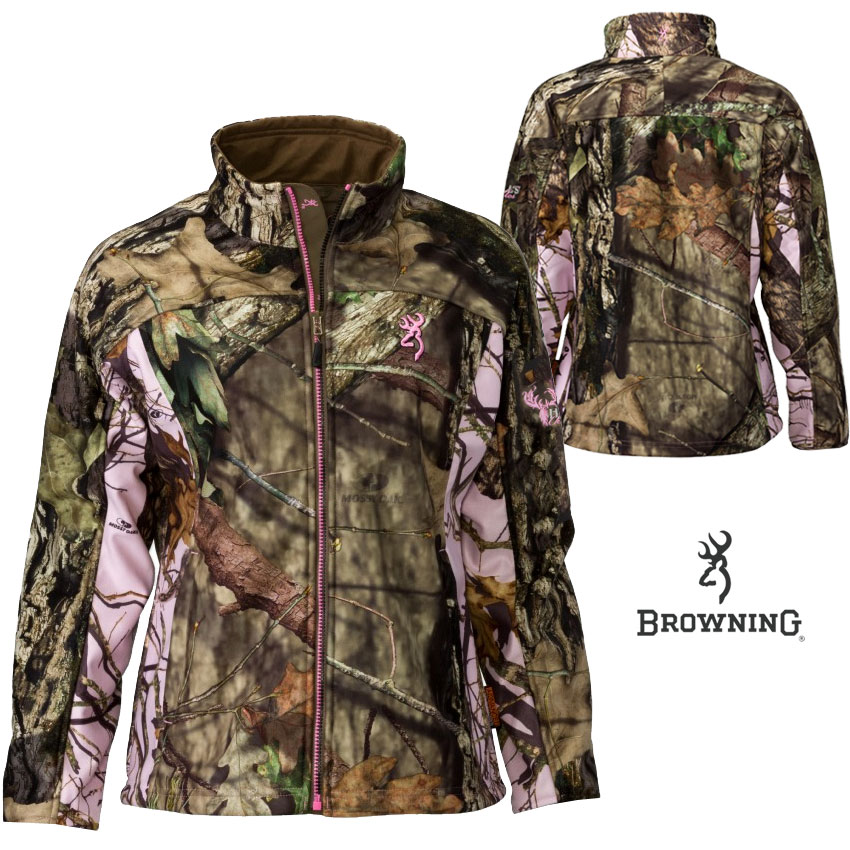Browning Wmns Hell's Belles Ultra-Lite Jacket (L)- MOC