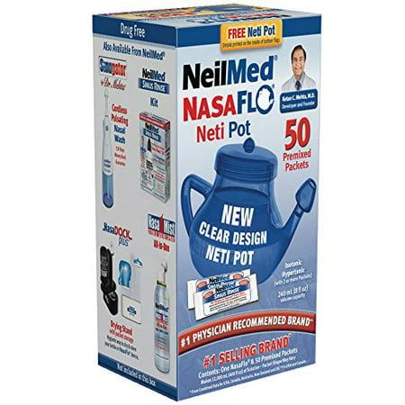 NeilMed NASAFLO Neti Pot 1 -