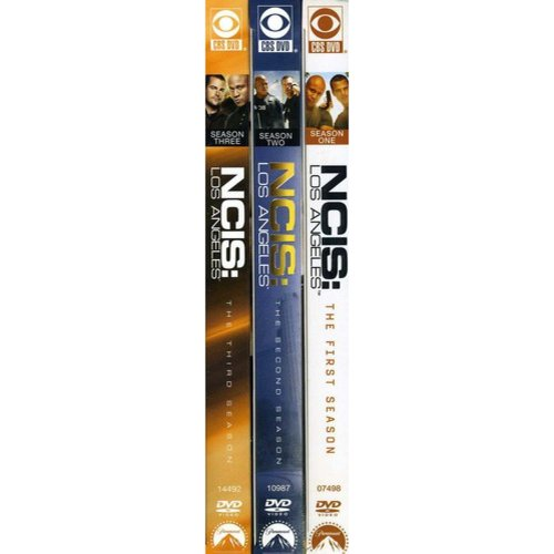 NCIS: Los Angeles - Three Season Pack (Widescreen)