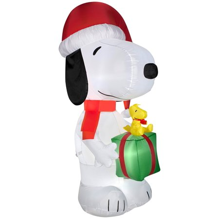 Airblown Inflatable Peanuts Snoopy with - Inflatable Snoopy