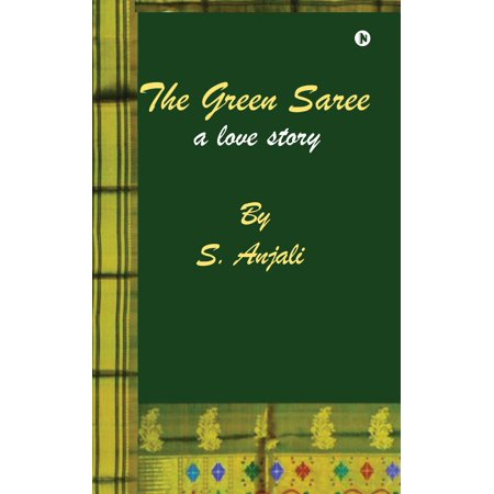 The green Saree - eBook