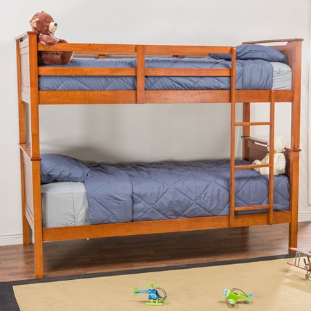 Wholesale Interiors Twin Over Twin Bunk Bed