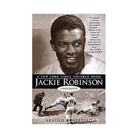 Jackie Robinson: A Biography by