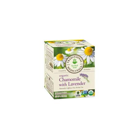 Chamomile with Lavender  Tea 09 Lavender Tea
