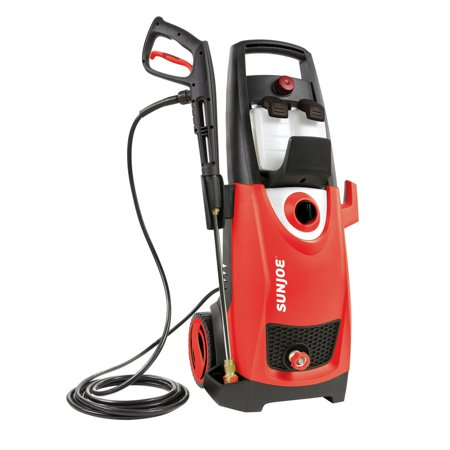 Sun Joe SPX3000-RED 2030 PSI 1.76 GPM 14.5 Amp Electric Pressure Washer (Red)