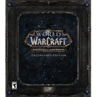 World of Warcraft: Battle for Azeroth Collector's Edition, Blizzard Entertainment, PC, 0047875730427