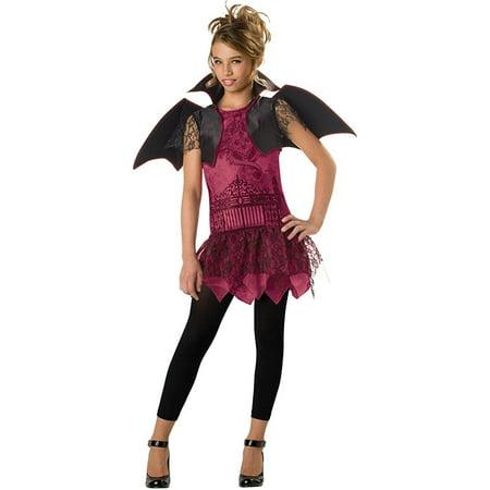 Dracula Costume Women (Vampire Witch Twilight Girls Teens Kids Dracula Halloween)