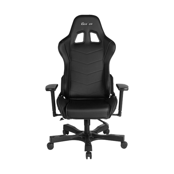 Clutch Chairz Premium Gaming/Computer chair, Black , 1-pack