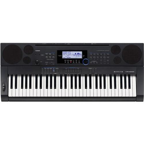 61 note keyboard  backlit lcd scre