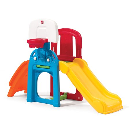 Step2 Toddler Kid Outdoor Game Time Sports Climber Activity Jungle Gym Playset