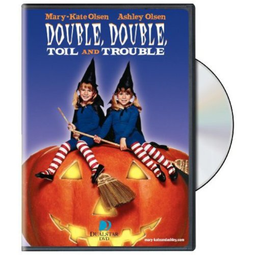 Double, Double Toil And Trouble (Full Frame)