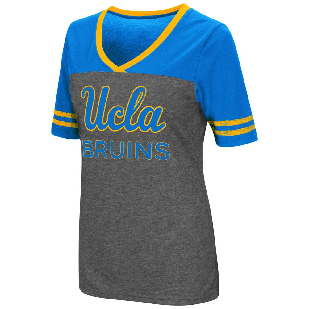Ladies Colosseum Mctwist UCLA Bruins Jersey T Shirt