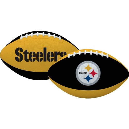 Pittsburgh Steelers Official NFL Youth Football Hail Mary by Licensed Products 717240