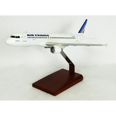 Daron Worldwide Airbus A320 Air France Model Airplane