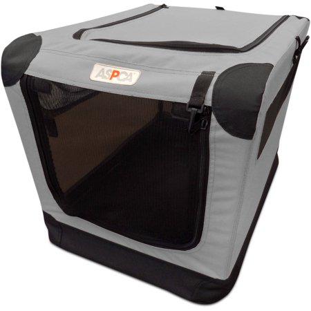 Aspca Soft Crate Walmart Com