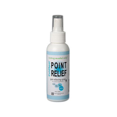 Fabrication Enterprises Point Relief Cold Spot Spray (Case of 18)