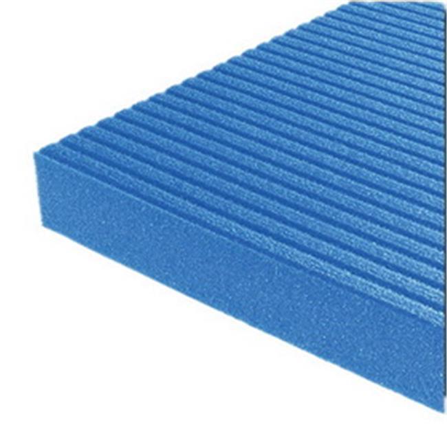 Fabrication Enterprises 32-1230B 78 x 39 x 1 in. Airex Hercules Mat, Blue