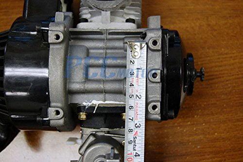 49CC 2-STROKE HIGH PERFORMANCE ENGINE MOTOR POCKET MINI BIKE SCOOTER ATV I EN08