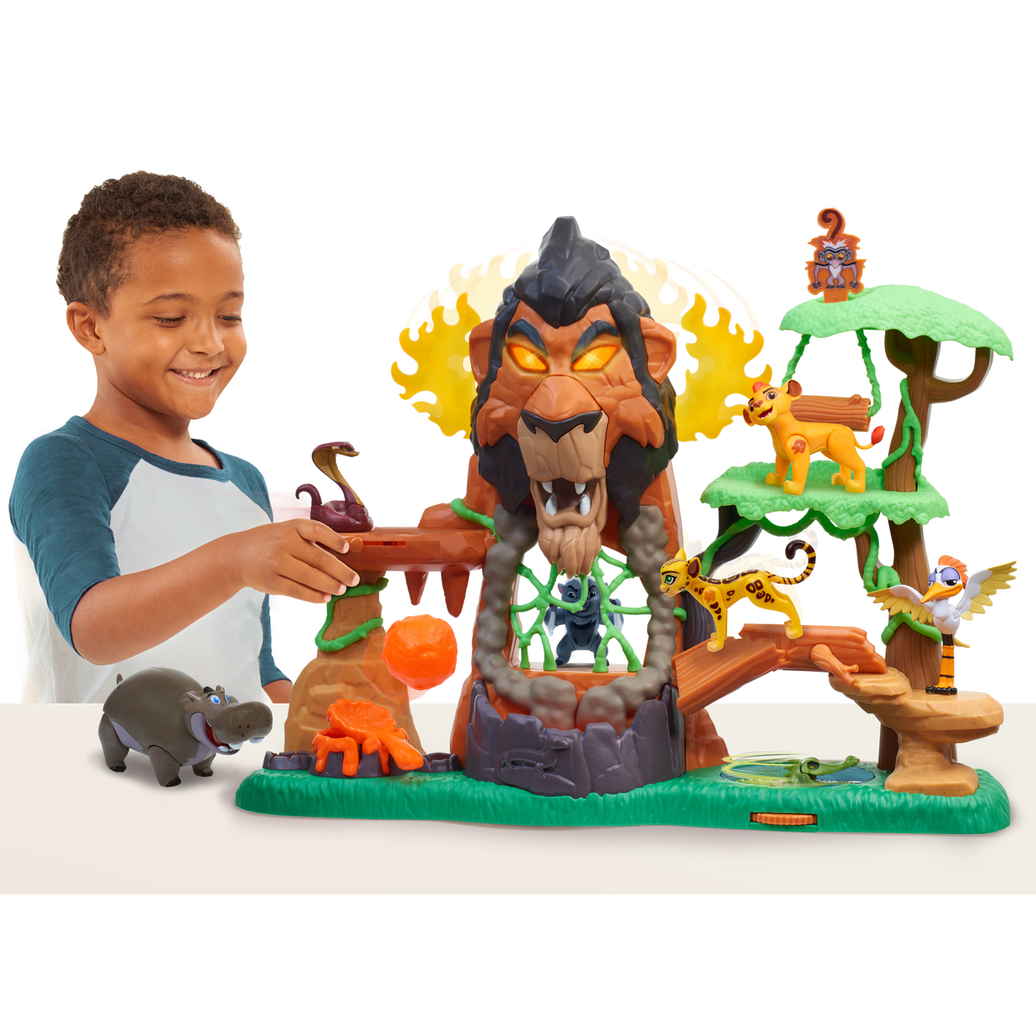 $8.97 (Reg. $20) Lion Guard Ri...
