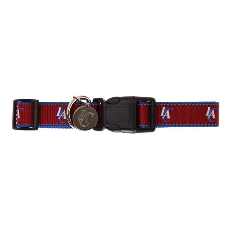 Los Angeles Clippers Reflective Dog Collar - Small