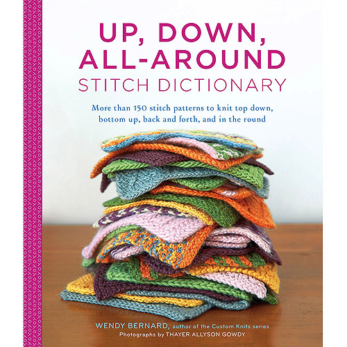 Stewart Tabori and Chang Books-Up, Down All Around Stitch Dictionary