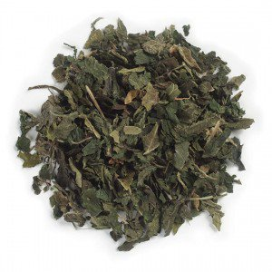 Nettles Leaf, Cut & Sifted, Organic Frontier Natural Products 1 lbs Bulk