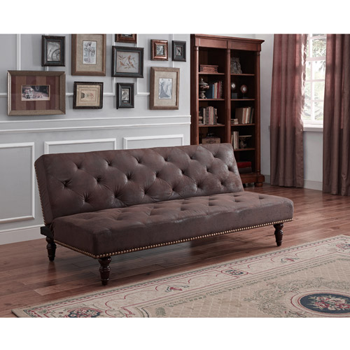 Better Homes And Gardens Wood Arm Full Size Futon Frame