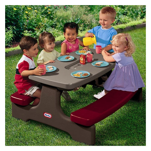 Little Tikes Endless Adventures Kids' Picnic Table