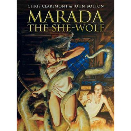 Marada the She-Wolf by