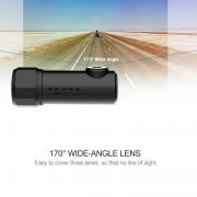 Jeobest 1PC Car Camera Recorder - Car Dash Camera - Dashboard Camera - Car Driving Camera Recorder - HD 1080P Video Recorder Camera Mobile Phone Wifi APP Night Vision Car DVR Camcorder