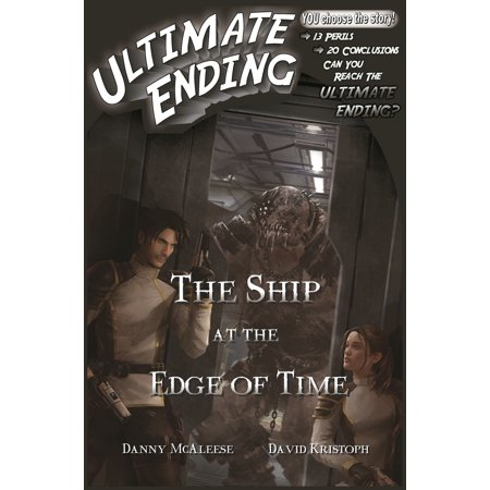 The Ship at the Edge of Time - eBook