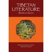 Tibetan Literature : Studies in Genre