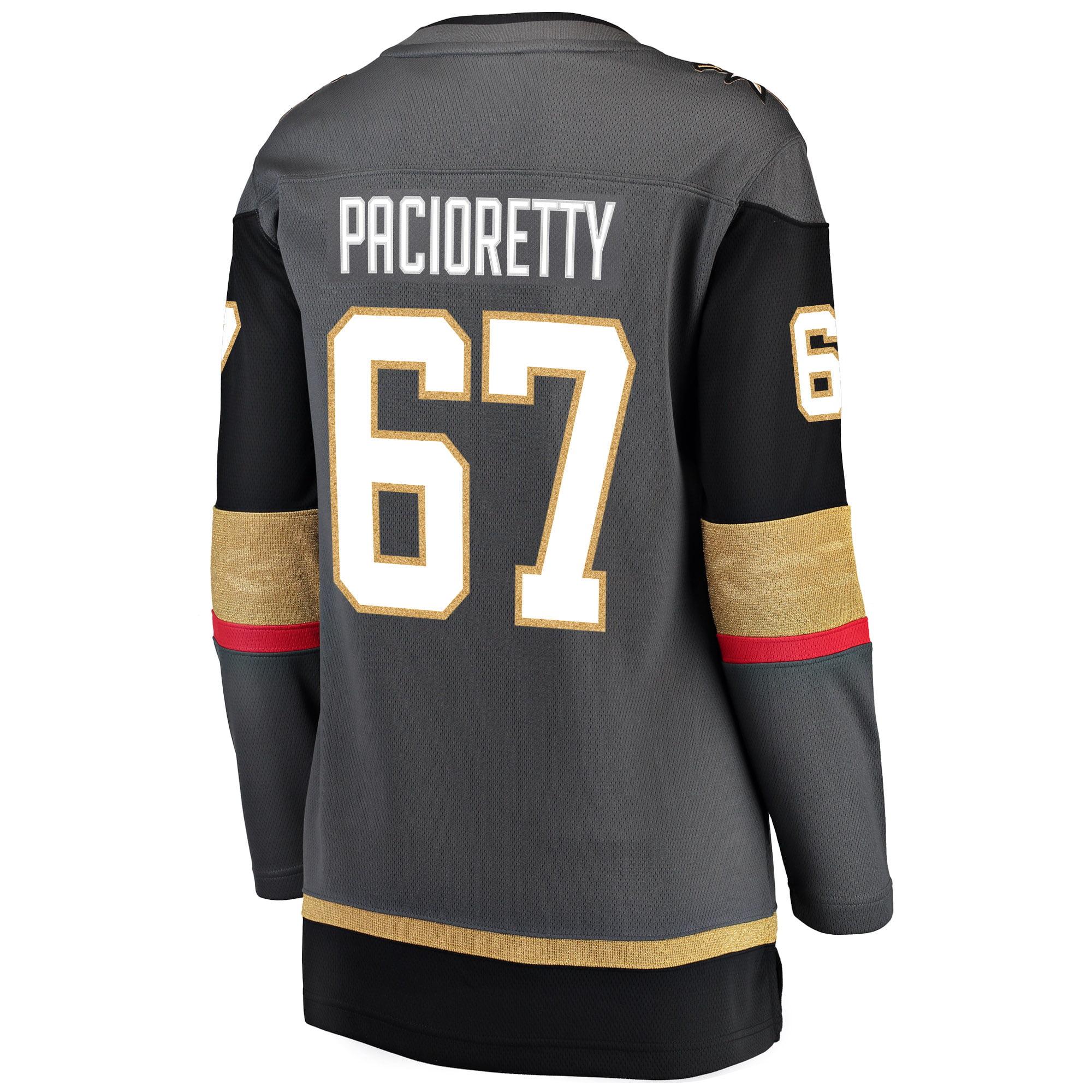 1d1fd7f19 Max Pacioretty Vegas Golden Knights Fanatics Branded Women s Breakaway  Player Jersey - Black - Walmart.com
