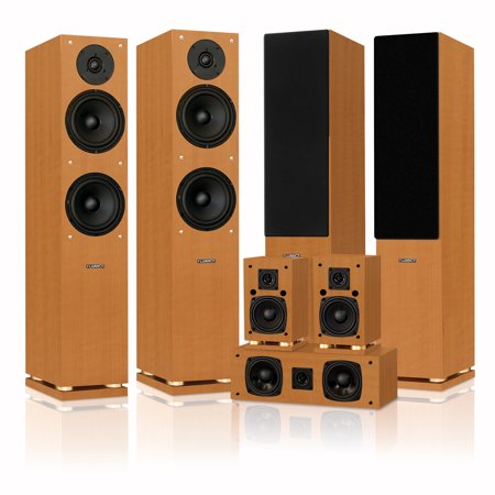 fluance classic elite series 7 0 cinema surround sound home theater speaker system. Black Bedroom Furniture Sets. Home Design Ideas