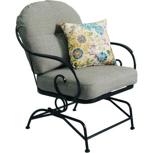 Better Homes and Gardens Myrtle Creek Outdoor Lounge Chairs, Set of 4