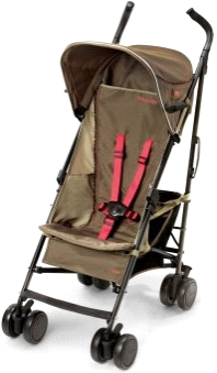 Baby Cargo Single Umbrella Stroller by Baby Cargo