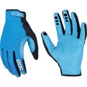 POC Index Air Adjustable Full Finger Glove: Blue XL