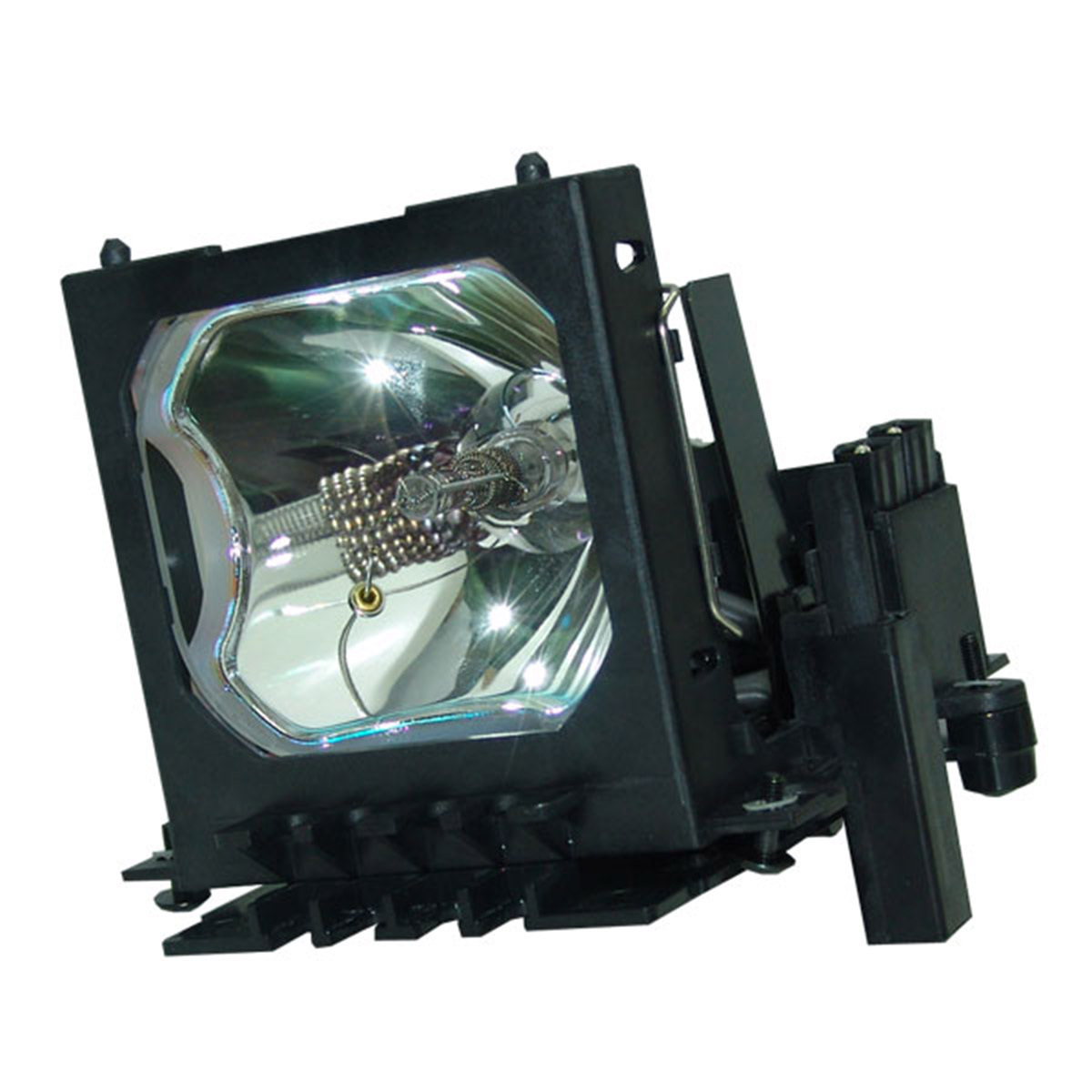 Lamp with Housing Lutema Platinum Bulb for Hitachi CP-X1200JA Projector