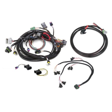 Holley Performance 558-503 Fuel Injection Wire Harness