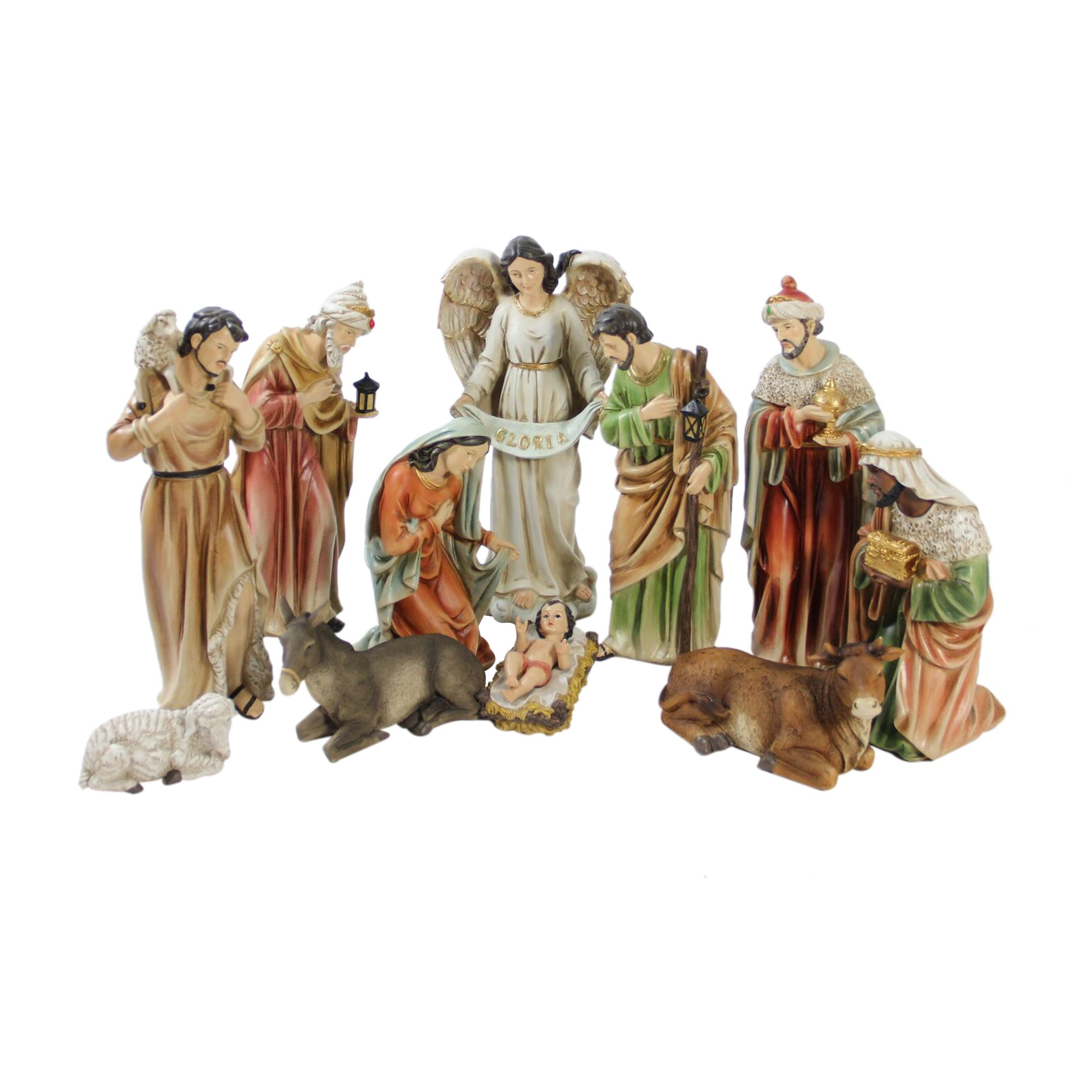 11 Piece Traditional Religious