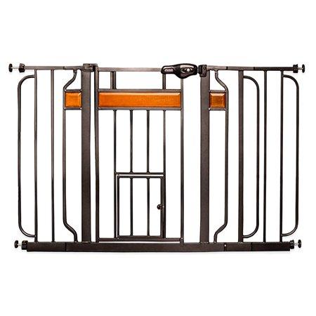 Carlson Design Paw Extra Wide Pet Door Pressure Mount Pet