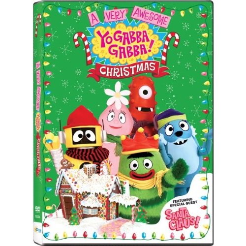 YO GABBA GABBA-VERY AWESOME YO GABBA GABBA CHRISTMAS (DVD)