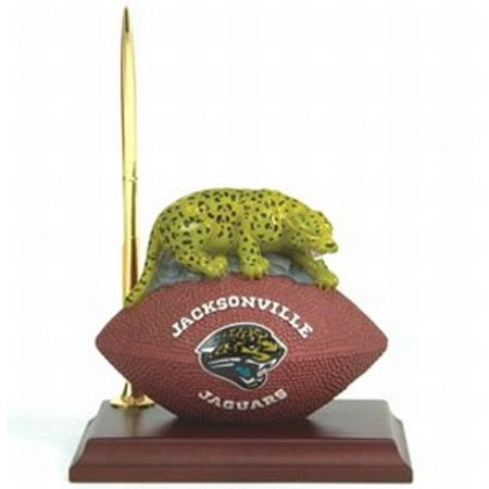 Jacksonville Jaguars Desk Clock & Pen Set - image 1 of 1