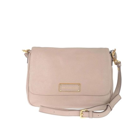 Marc Jacobs Leather Too Hot to Handle Tracker Tan (Marc Jacobs Too Hot To Handle Bucket Bag)
