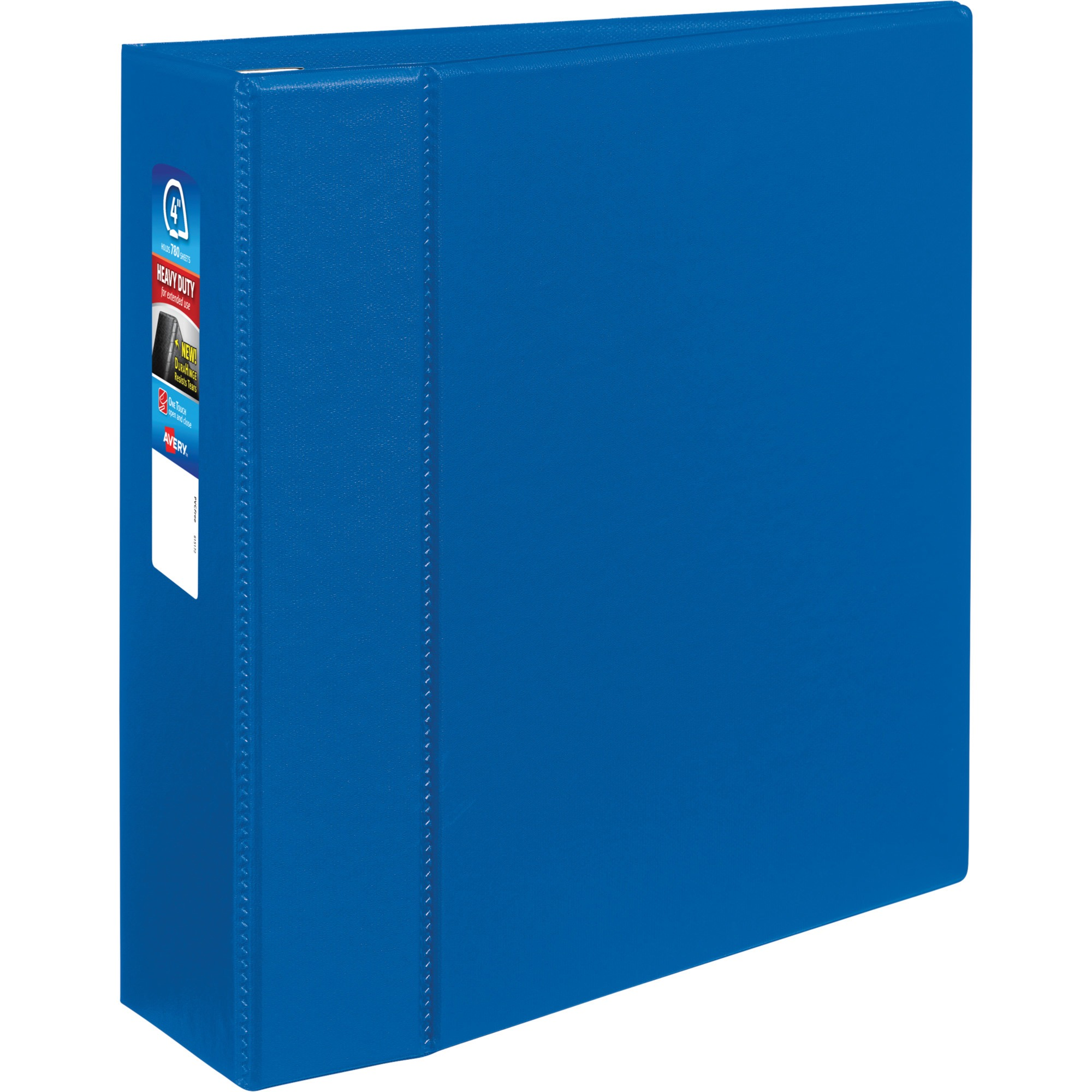 Avery Heavy-Duty Binder With One Touch EZD Rings, 11 X 8 1
