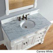 James Martin Furniture 48-Inch Brookfield Cottage Single Drawer Vanity
