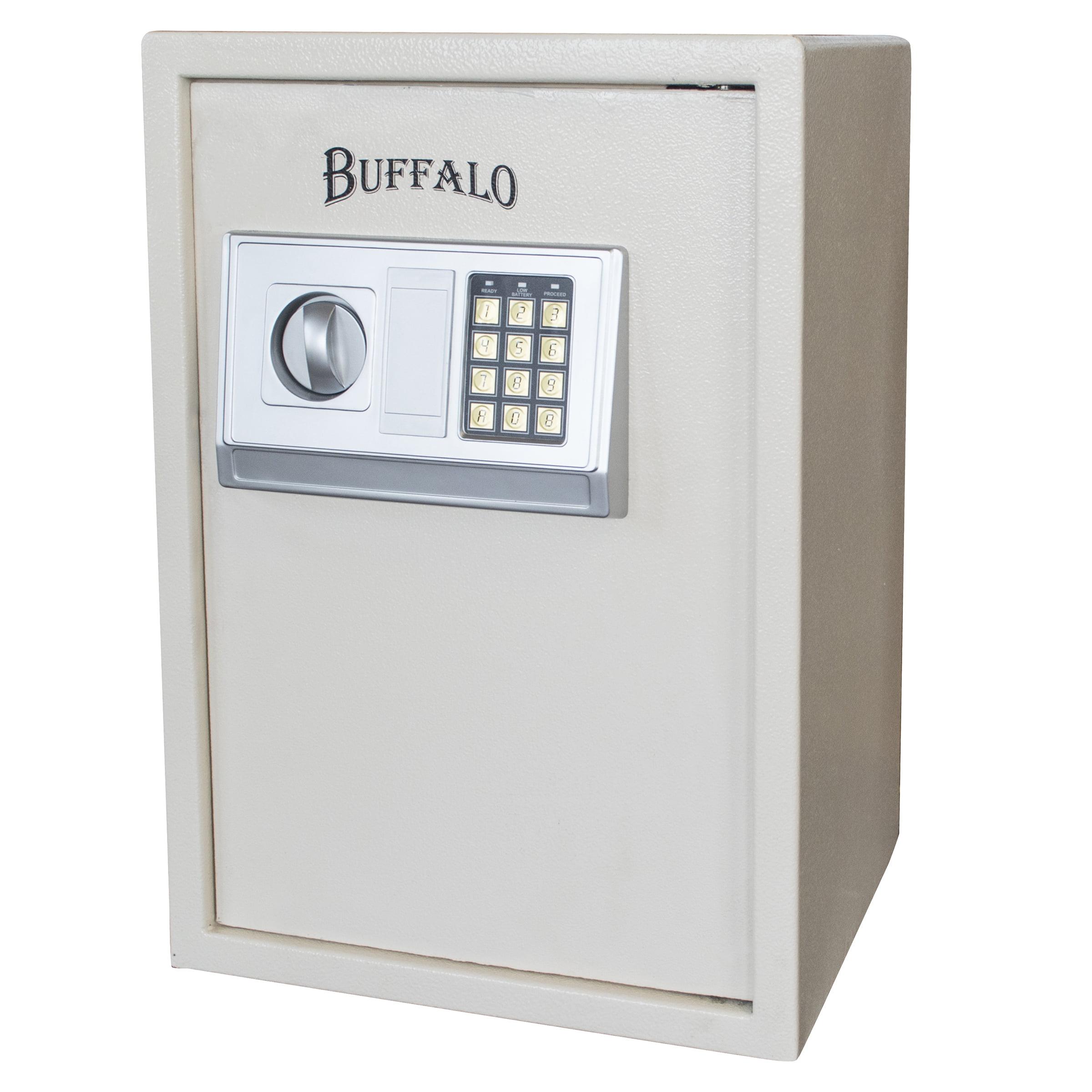 Buffalo Outdoor Electronic Floor Safe Beige Walmart Com