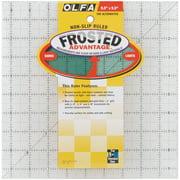 Olfa Frosted Advantage Non-Slip Ruler