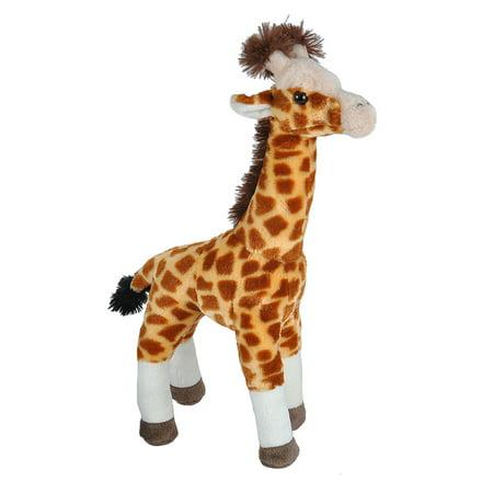 Stuffed Zoo Animals (Cuddlekins Giraffe Plush Stuffed Animal by Wild Republic, Kid Gifts, Zoo Animals, 12)