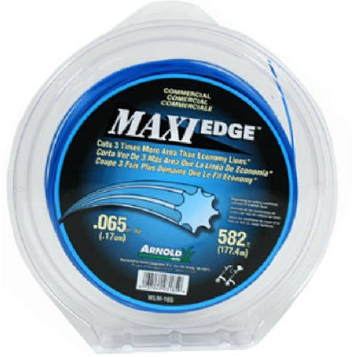 Maxi-Edge .065-Inch x 440-FootWalmartmercial Grade String Trimmer Liner, Maxi Edge .065 Trimmer Line By Arnold